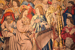 Triumphal Entry Tapestry