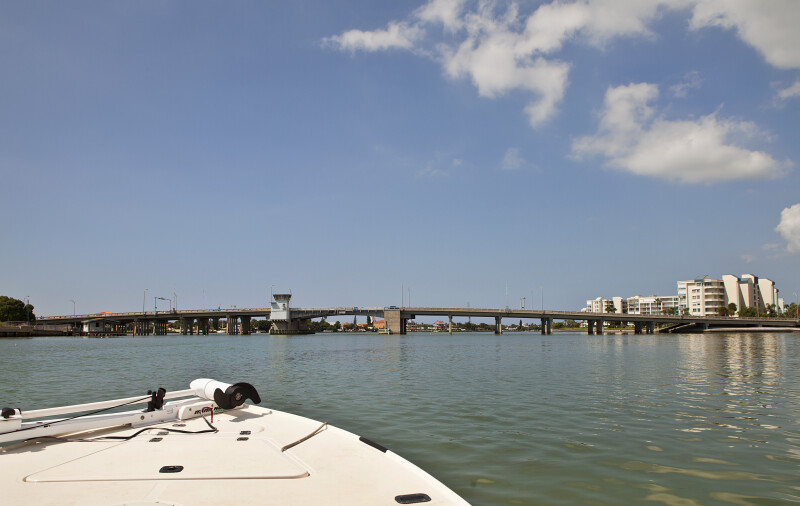 Trolling Motor and Intracoastal Waterway