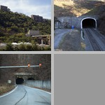Tunnels photographs