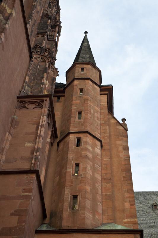 Turret of Frankfurt Dom
