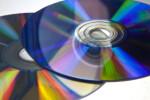 Two Iridescent Discs