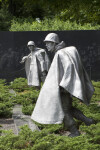 Two Korean War Soldiers