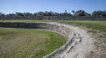 Two Walls at Castillo de San Marcos