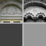 Tympanum photographs