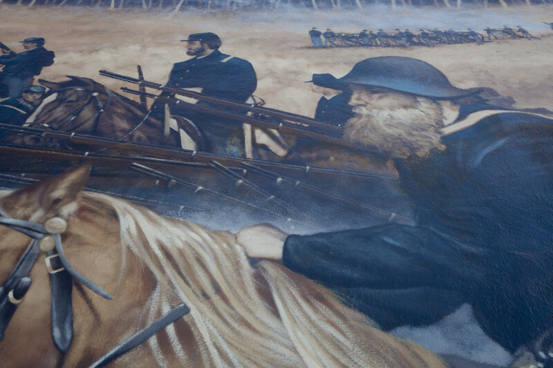 Union Soldiers Detail