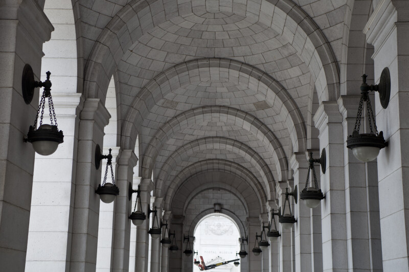 Union Station Hallway