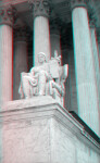 """United States Supreme Court Building, """"Authority of Law"""""""