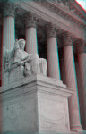 "United States Supreme Court Building, ""Contemplation of Justice"""