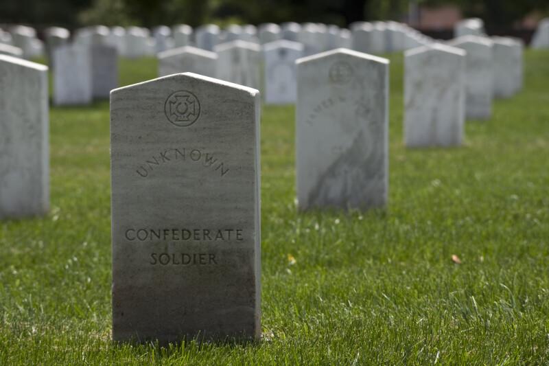 Unknown Confederate Solder