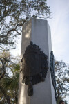 Upwards View of Ribault Monument