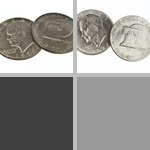 US Coins photographs