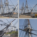 USS Constitution Museum photographs