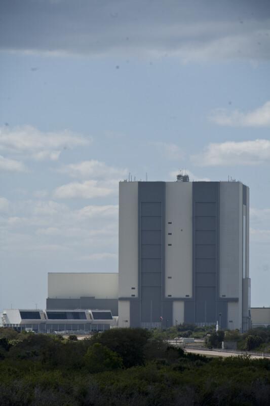 Vehicle Assembly Building at NASA