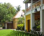 Veranda and Cottage