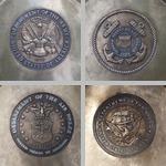 Vietnam Memorial photographs