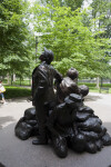 Vietnam Women's Memorial Rear
