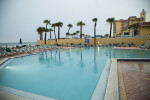 View of Hotel Pool and Ocean