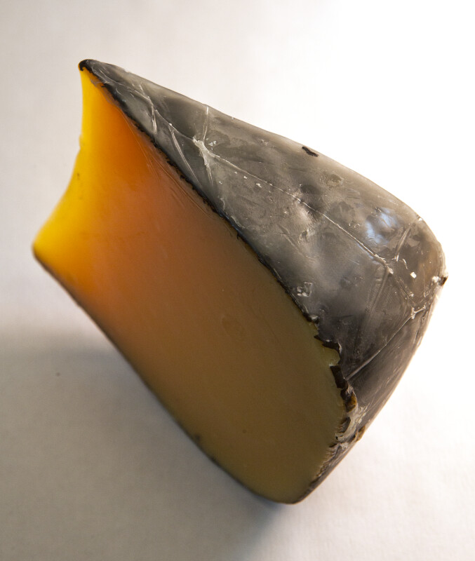 View of Old Dutch Master Cheese