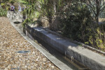 View of the Alamo Irrigation Ditch