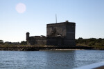 View Two of Fort Matanzas, from the Southeast and Matanzas River