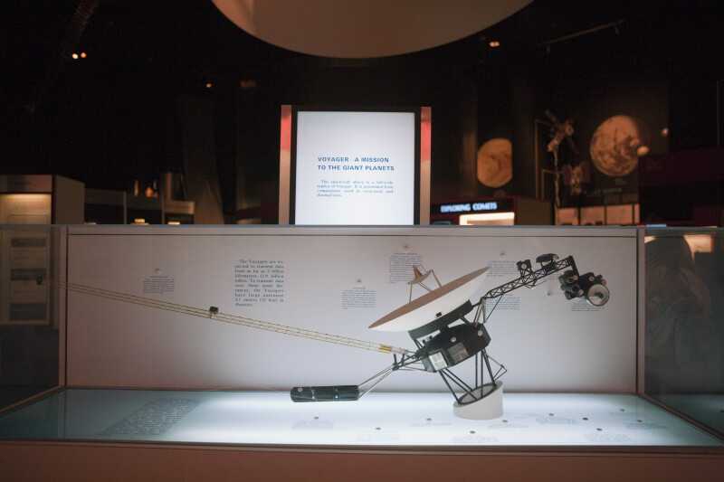 Voyager Probe Model