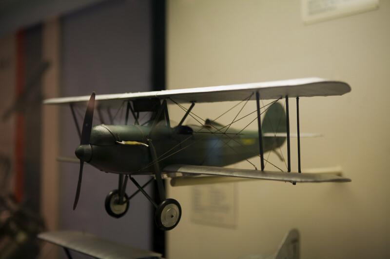 Waco 10 Biplane