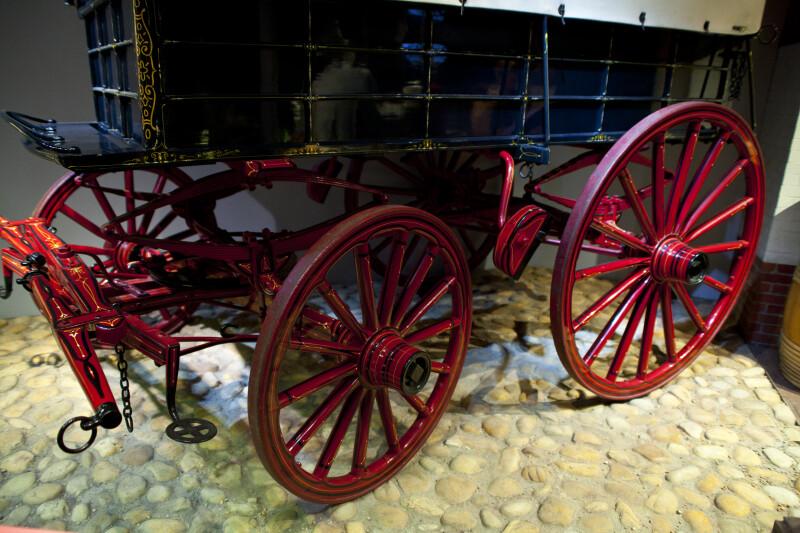 Wagon Undercarriage