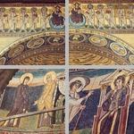 Wall mosaics photographs