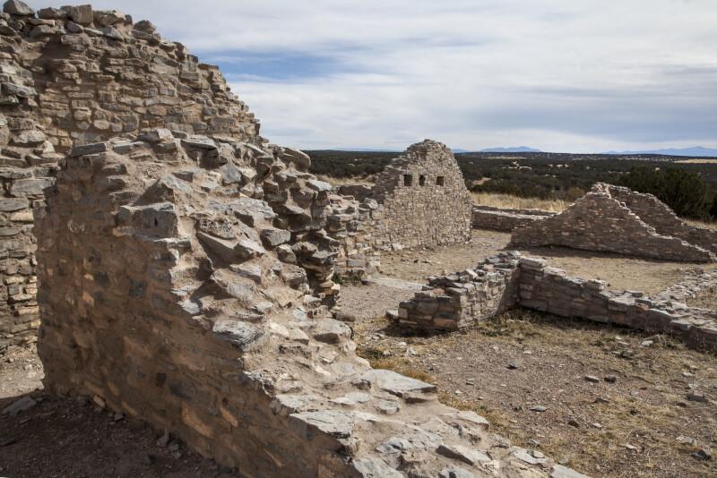 Walls and Drylands