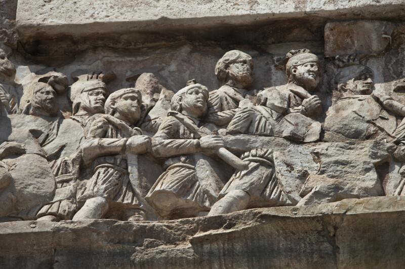 War against Massentius