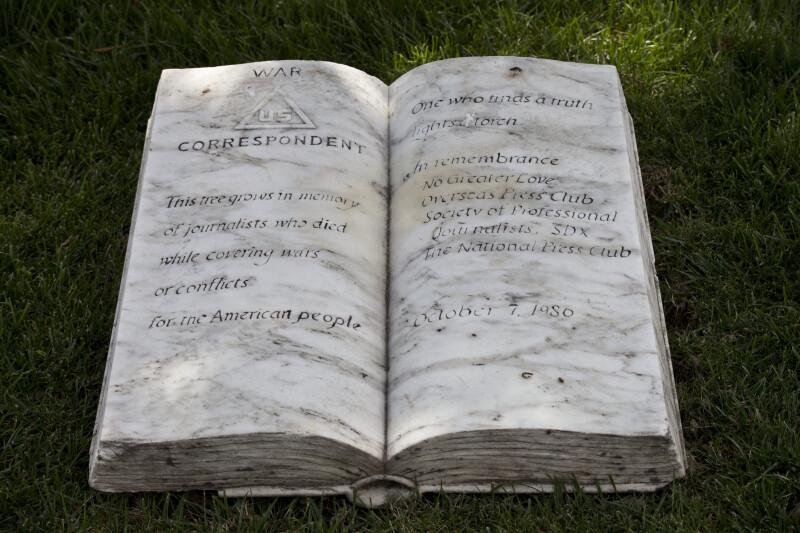 War Correspondent's Memorial