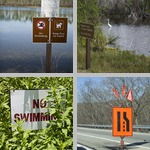 Warning Signs photographs