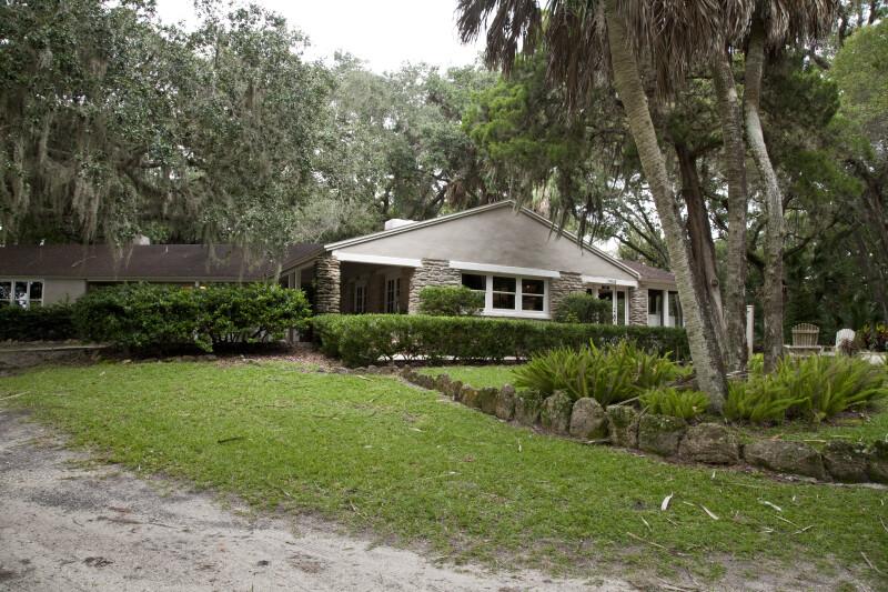 Washington Oaks House