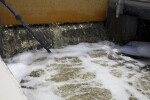 Water Flows into a CCC