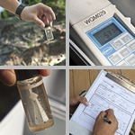Water Quality Monitoring photographs