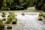 Waterfall at Englischer Garten
