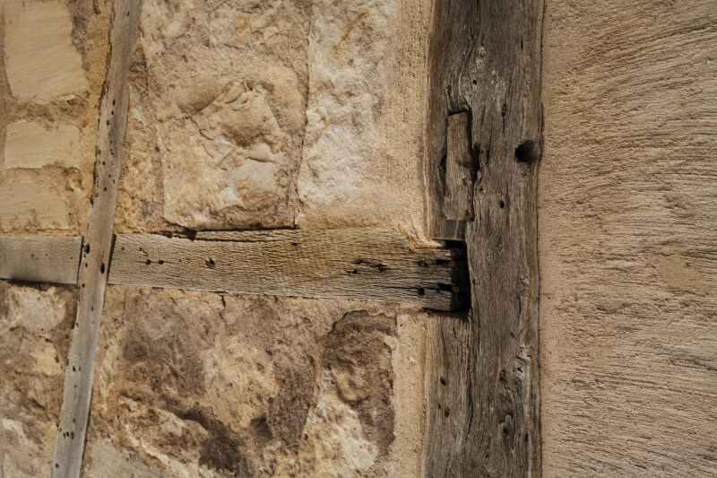 Weathered Timber Construction