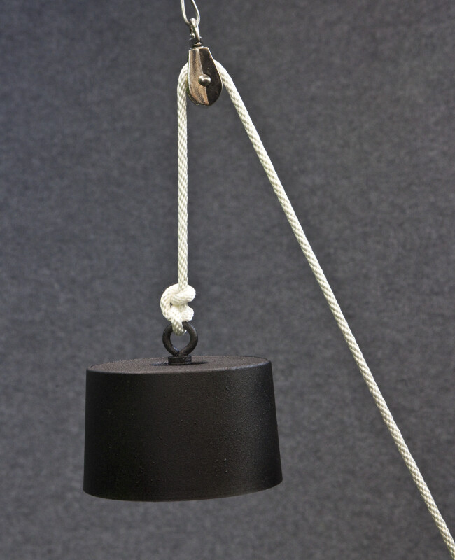 Simple Steel Pulley