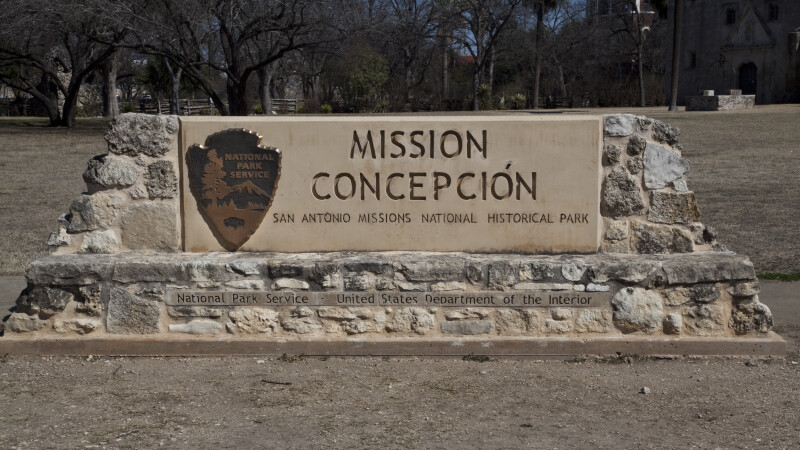 Welcome to Mission Concepción!