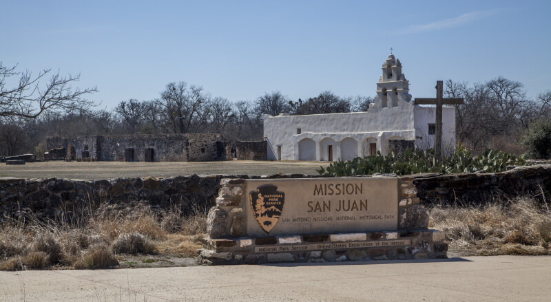 Welcome to Mission San Juan