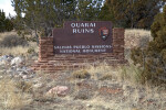 Welcome to the Quarai Ruins!