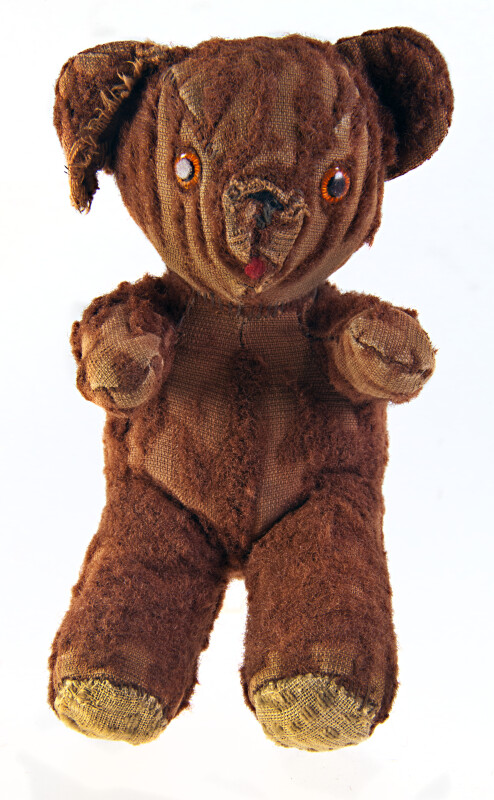 Well-Loved Teddy Bear