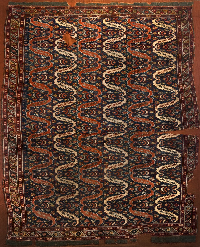 Western Anatolian Carpet from the Late 18th Century to Early 19th Century
