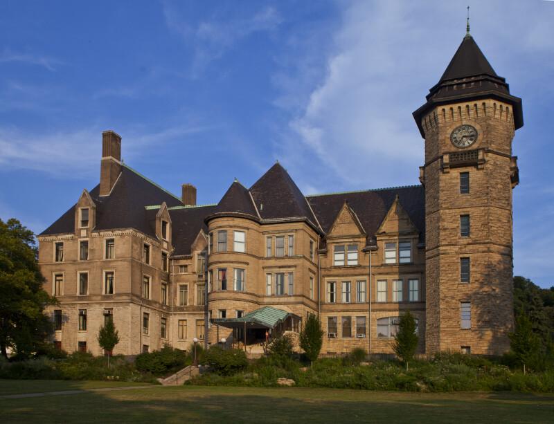 Westinghouse Castle Front