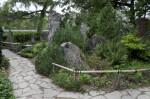 Winding Stone Footpath at the Artis Royal Zoo