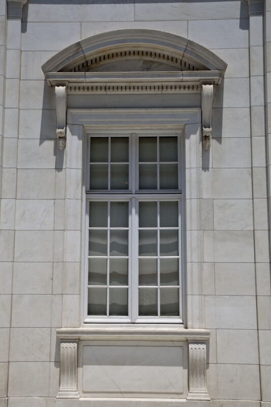 Window at Colonnade