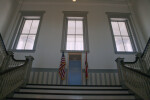 Windows at Old State Capitol