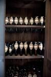 Wine Bottles Drying