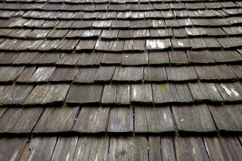 Superior Wood Roof Shingles