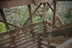 Wooden Structure at Myakka River State Park